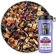 Spicy Peach Herbal Tea | GINGER SWEET PEACH 6 Ounce Tin by TIESTA TEA | Caffeine Free | Loose Leaf Herbal Tea Relaxer Blend