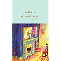 A Room of One's Own (Macmillan Collector's Library) (English…