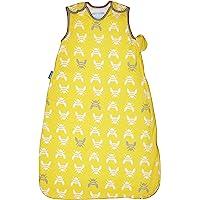 英国 Grobag SimplyGro(升级版) 婴儿睡袋 大黄蜂 2.5托格 (0-6个月) AAE4270