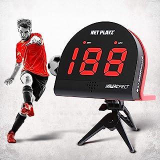 足球雷达,速度传感器训练设备(免提雷达枪,投球速度枪   足球礼品,高科技小工具和装备,适合足球运动员
