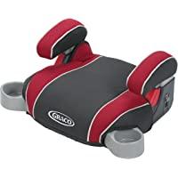 Graco 葛来高 Backless Turbo Booster 无靠背增高汽车坐垫 – 辣椒红 辣椒红