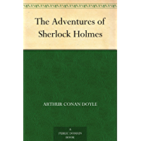 The Adventures of Sherlock Holmes (福尔摩斯探案集) (免费公版书) (English…