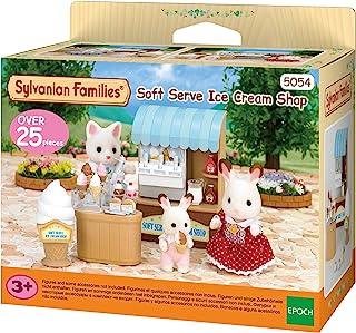 Sylvanian Families 森贝儿家族 软服务冰淇淋店玩具