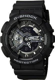 Casio YouthGA110-1B analog-digital 树脂 黑色 GA-110-1BCR sport-watches