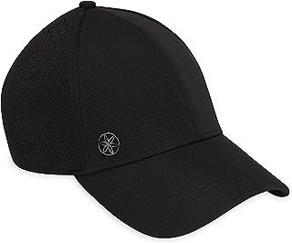 Gaiam 女式帽子 – 透气球帽,预成型帽檐,可调节尺寸适合跑步、户外、棒球、太阳、远足、瑜伽、高尔夫、网球、运动、锻炼和健身