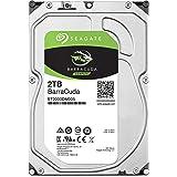 Seagate BarraCuda 2TB【 2年保修 】正规代理店 3.5英寸 HDD 内置硬盘 SATA 6Gb/s…