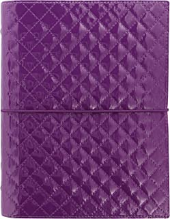 Filofax 系统记事本 Domino A5 紫色
