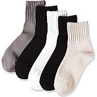 CECILE 短襪 女士 襪口寬松 5雙裝 材質耐用 不易掉跟脫落 SP-38