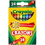 Crayola – 24蜡笔 assorted colours