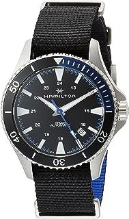 [哈密尔顿]HAMILTON 手表 卡其*蓝 机械式自动上弦 H82315931 男式 【正规商品】