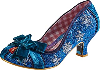 Irregular Choice 女士 Snow Queen 泵