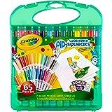 Crayola 绘儿乐 Pip Squeaks可洗记号笔套装,送给孩子的礼物,年龄4、5、6、7