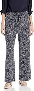 Chaus 女式扎染布裤