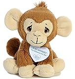 Aurora World 珍贵瞬间玩具 Kiki 猴子毛绒玩具