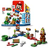 LEGO 乐高 超级马里奥 马力欧大冒险 71360 入门玩具,互动人物,拼插玩具