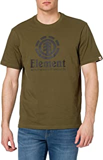 Element 男式 ElementVertical - T 恤 Manches Courtes - Homme - L 码