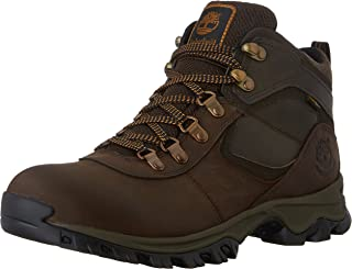 Timberland Anti-Fatigue Mt. Maddsen Chukka 男士远足防水皮革短靴