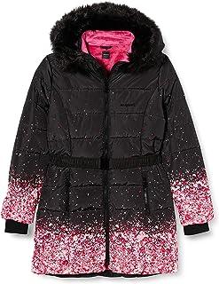 Desigual 女童加厚长大衣