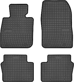 Frogum 546825 Mazda CX-3 2015 Onwards 纯色原装贴合橡胶地垫 - 黑色