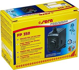 sera FP 水族箱泵 不同尺寸 120 升/小时至2000 升/小时,可调节泵,用于淡水和海水水族箱,循环泵或给水泵,即 潜水泵和过滤泵
