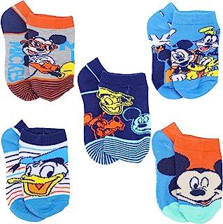 Mickey Mouse 男童袜 6 双装(幼儿)