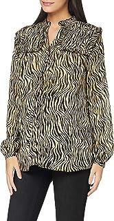 Supermom 女士衬衫 Ls 斑马衬衫