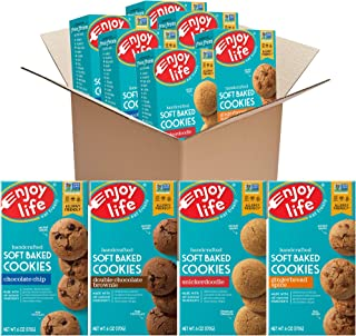 Enjoy Life Cookies 6 Ounce (Pack of 6)