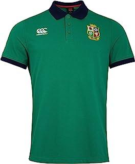 Canterbury 男式英国和爱尔兰狮子 橄榄球家乡 Polo 衫