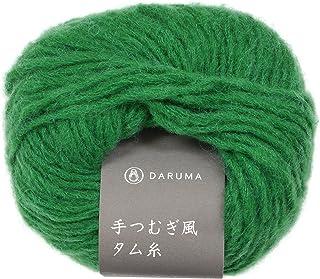 YOKOTA 横田 DARUMA 手捻风TAMM线 毛线 极粗 col.18 * 系 30 克 约58 米 5 团套装 01-6220