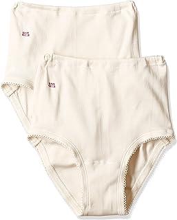 GUNZE 郡是 女士 内裤 舒适工房 棉100% 日本制 2双装 KH3070
