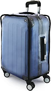 PrimeMatik Funda Impermeable 行李箱 56 厘米 24 升 透明