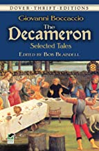 The Decameron: Selected Tales (Dover Thrift Editions) (English Edition)