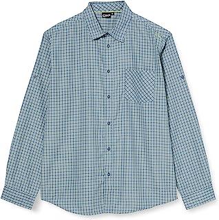 CMP 男士长袖衬衫 带干功能技术