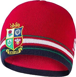Canterbury 英伦和爱尔兰狮子橄榄球亚克力羊毛无檐小便帽