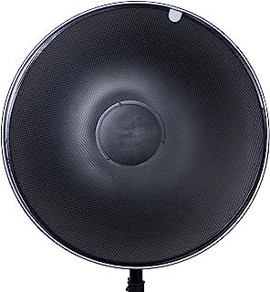 Dorr 56 cm 圆形蜂窝 SR-56 软反射镜 - 黑色