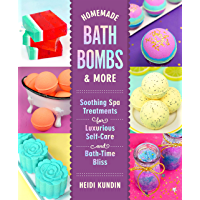 Homemade Bath Bombs & More: Soothing Spa Treatments for Luxu…