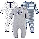 Hudson Baby 宝宝棉质 Union 西装,3个装