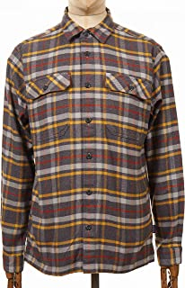 Patagonia 男式 M's L/S Fjord 法兰绒衬衫