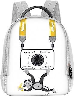 Nikon Coolpix S30 氯丁橡胶背包 - 白色混色