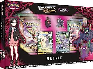 Pokemon 精灵宝可梦 TCG:Champion's Path 高级系列 - Marnie,多色