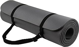 BalanceFrom Go多用途防裂便携运动瑜伽垫