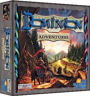 Rio Grande Games Dominion Adventures 游戏