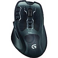 Logitech 罗技 G700s可充电无线游戏鼠标 (2000万次按键寿命,8200DPI, 支持14小时游戏)