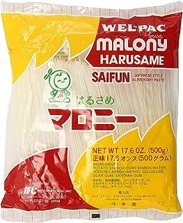 Wel-Pac Malony Harusame Saifun Noodles 500 g
