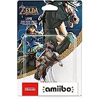 Nintendo 任天堂 Link (Rider) amiibo - 塞尔达传说:荒野之息系列(Nintendo Wii…