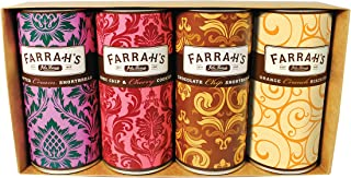 Farrah's of Harrogate Four Drum Biscuit Selection