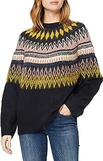Superdry 极度干燥 Maggi Farisle 女士套头毛衣