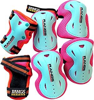 RANGS JAPAN RANGS 护具6件套 粉色 蓝色