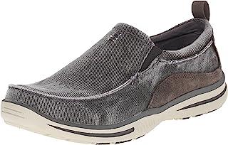 Skechers Relaxed Fit Elected Drigo 一脚蹬男士乐福鞋