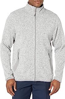 Charles River Apparel 男士混色羊毛夹克